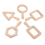 Natural Shape Viewers Set of 5